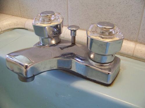 Bathroom sink faucet wont stop running  DoItYourselfcom