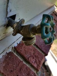 Replacing outside hose bib - DoItYourself.com Community Forums