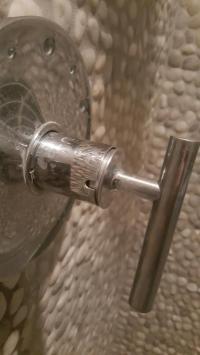Removing Kohler Shower Handle - DoItYourself.com Community ...