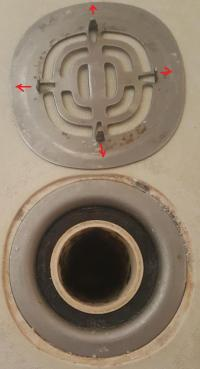 Shower Drain Cover Replacement - DoItYourself.com ...