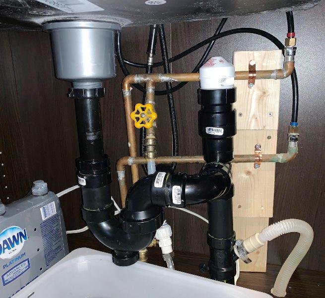 single sink drains slow please help