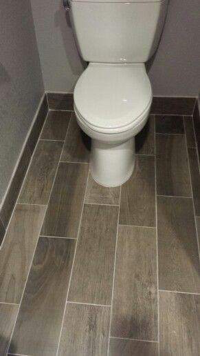 How tall to make tile for baseboard  DoItYourselfcom