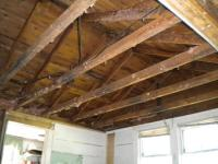 How to remove ceiling joists and add collar ties ...