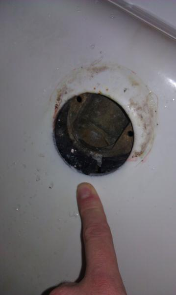 Water leak from 2nd floorbetween floors  need a sanity check  DoItYourselfcom Community Forums