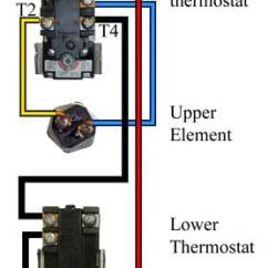 Thermistor Relay Wiring Diagram Vintage Human Heart Whirlpool Electric Water Heater: Lukewarm After Main Breaker Replaced - Doityourself.com ...