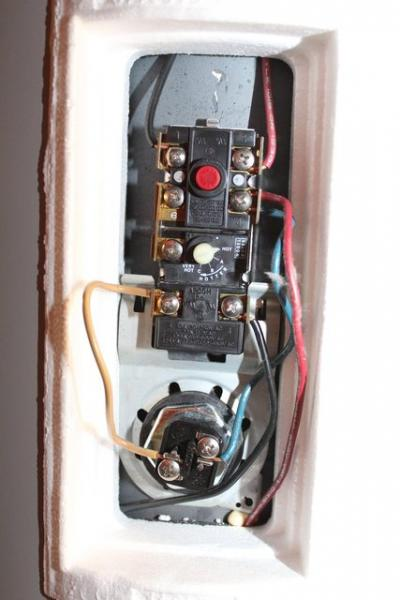 Wiring Diagram On Hot Water Heater Thermostat Wiring Diagram