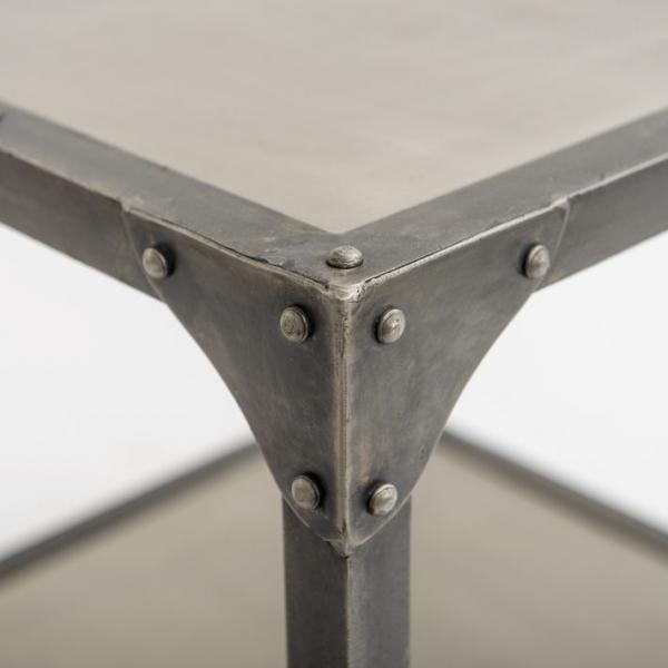 SteelIndustrial Furniture Accent  DoItYourselfcom