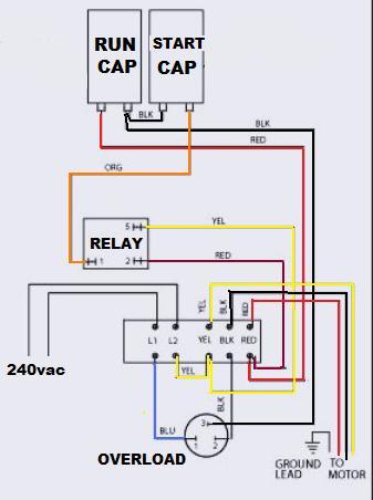 3 wire well pump wiring diagram efcaviation com Electric Well Pump Wiring Diagram Deep Well Pump Wiring Diagram