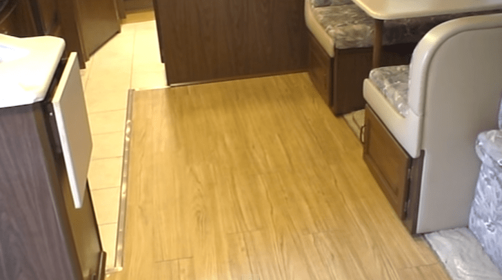 How To Replace Carpet With Allure Wooden Planks In An RV
