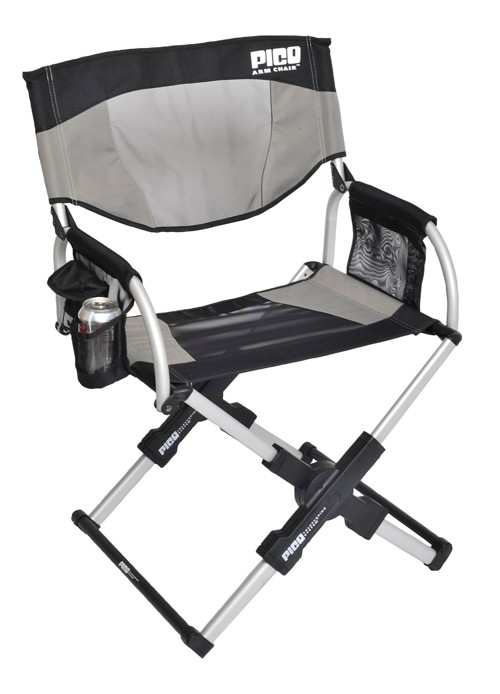 A Camping Chair The Size Of A Laptop