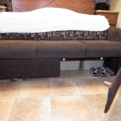 Sofa Bed Boards Support Retro Leather Rv Storage Mod: 2011 Rockwood - Who Knew?
