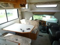 RV renovation Jayco Designer Before 7