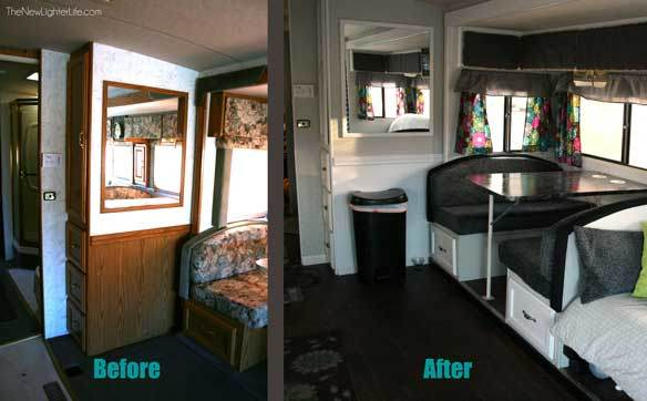 1996 Winnebago Adventurer Motorhome Renovation
