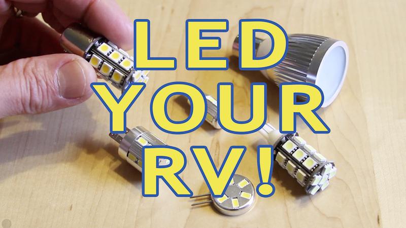 Rv Led Light Bulbs