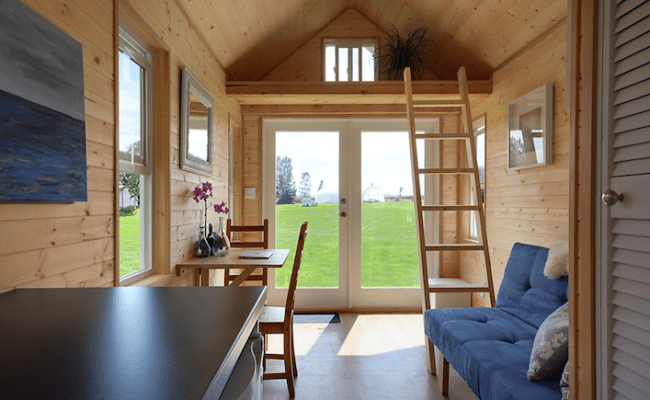 160 Sq Ft Poco Edition Tiny Home From Tiny Living Inc
