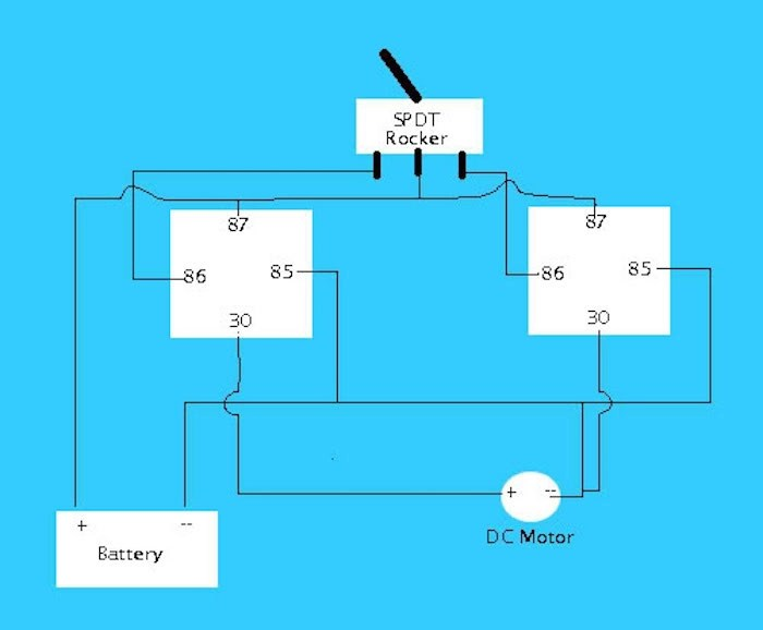 terry travel trailer wiring diagram 1969 johnson 115 how this man built his own diy rv slide out