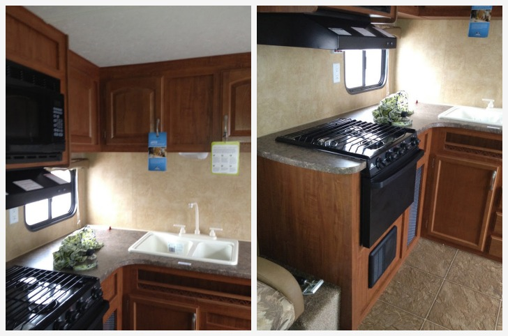 How To Use Bright Accent Colors To Improve An RVs Interior
