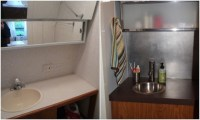 How To Remodel Your RV Bathroom For Cheap - Under $125!