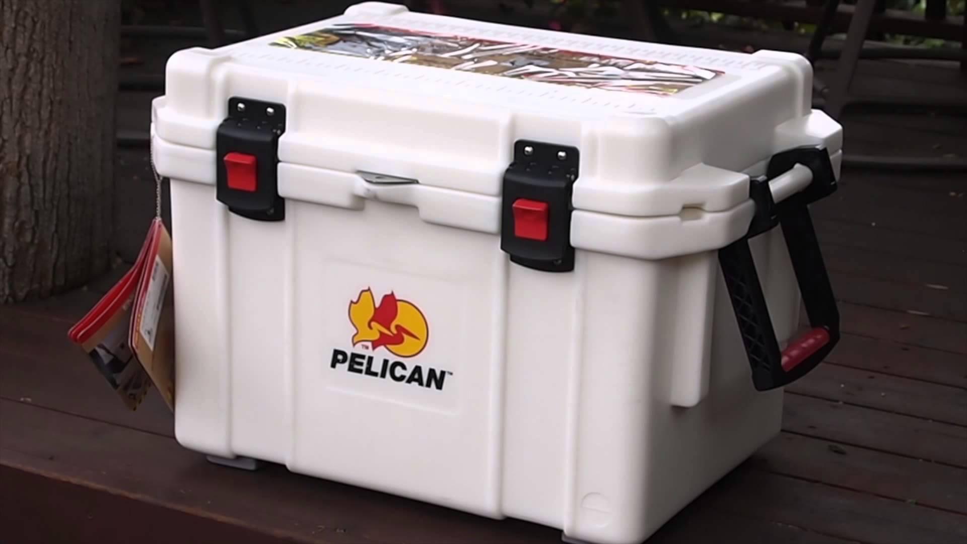 Longer Lasting Alternative To The Standard Styrofoam Cooler