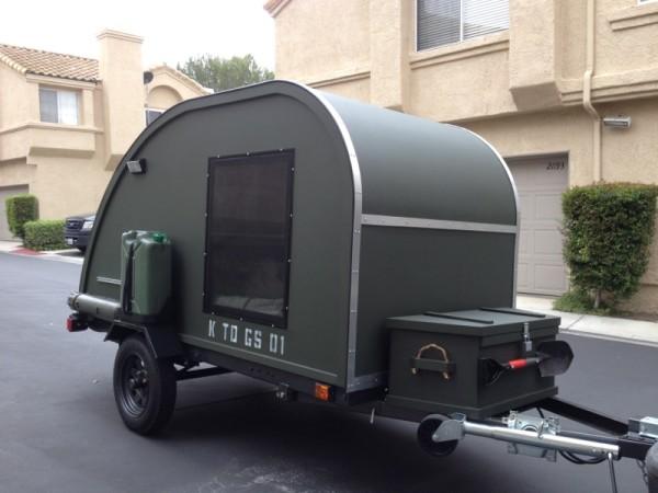 Build Truck Camper 1 Part