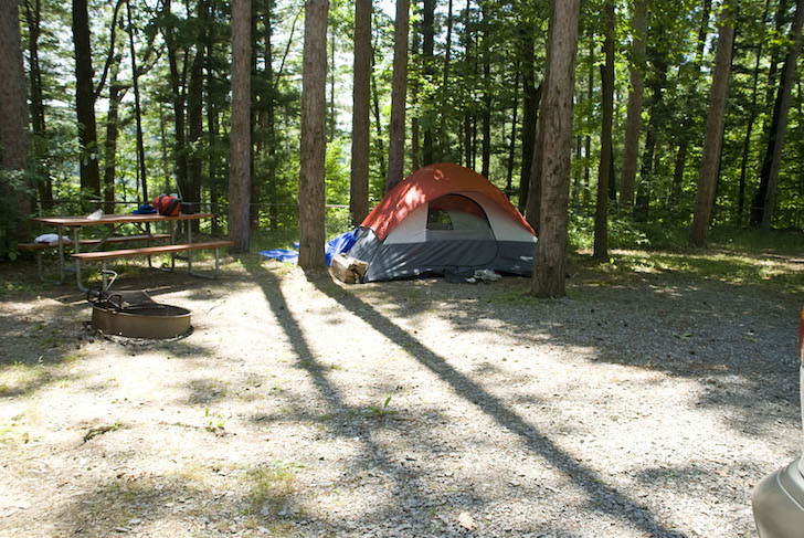 5 Campgrounds Rated Most Popular In All Of New York State