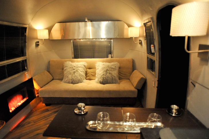Renovated 1967 Overlander Airstream