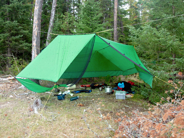 5 Things You Must Have For Camping When Its Raining