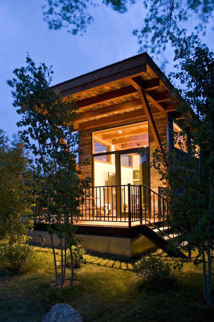 Luxury Tiny Homes Coming Soon To An RV Park In Michigan