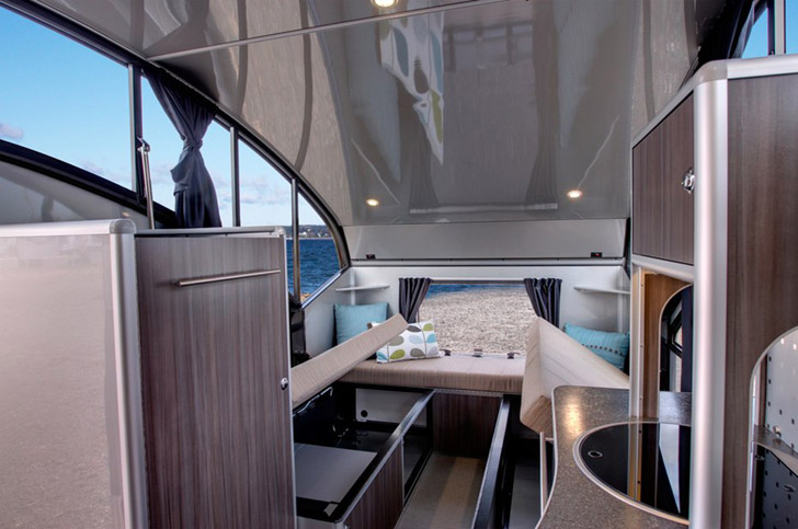 The Canadian Safari Condo Alto R Has An Usual Roof Design