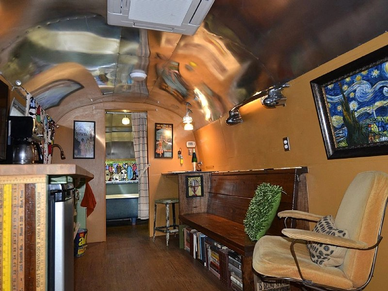 5 Awesome Backyard Amp Rooftop Airstreams