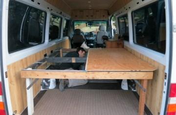 Van Bed Plans | Bed Linen Gallery