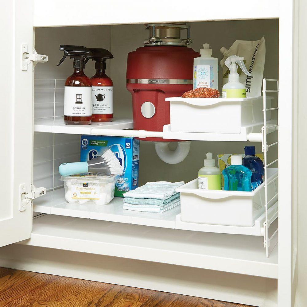 RV Bathroom Storage Organization Tips And Tricks