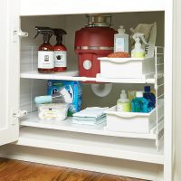 RV Bathroom Storage Organization Tips And Tricks