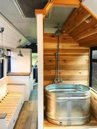 Bus Conversion Company In Hot Springs, North Carolina