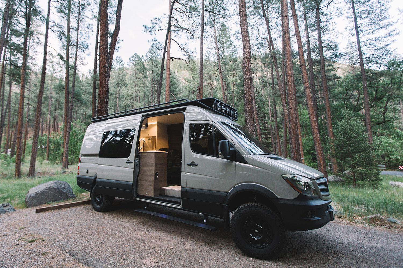 Companies That Build Out Custom Sprinter Vans Nomad Vanz
