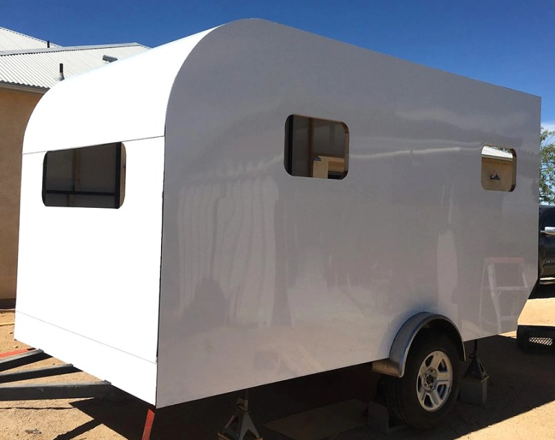 How To Build A Diy Travel Trailer The Frame Part 1 | Fachriframe co