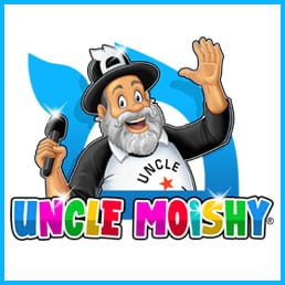 This Sunday: Uncle Moishy Live Online Concert!