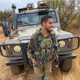Israeli Soldier Killed By Anti-Tank Missile on Gaza Border