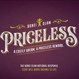 Bonei Olam: Priceless