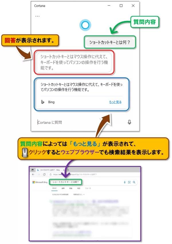 ショートカットキー【Windows ロゴ キー+C】