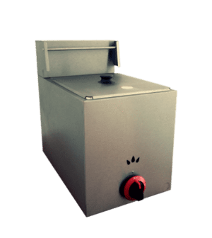 Jual Deep Fryer Gas Murah Fomac FRY-G71 Single Tank