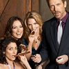 Lisa Edelstein, Olivia Wilde, Jennifer Morrison, Hugh Laurie, TV Guide