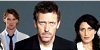 Jesse Spencer, Hugh Laurie, Lisa Edelstein