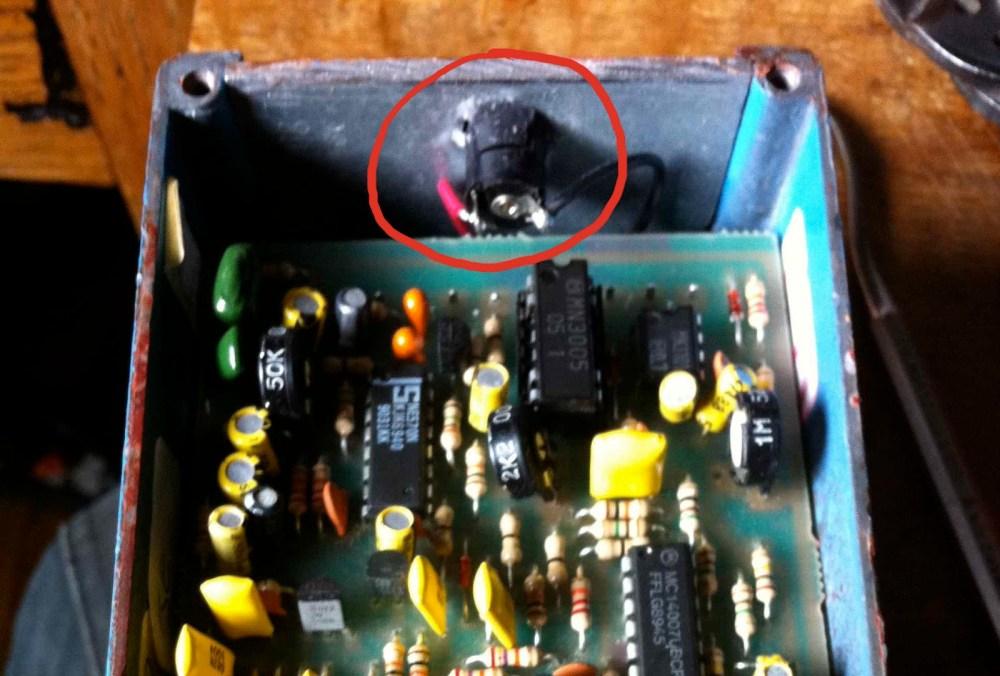 medium resolution of dod fx90 power adapter mod