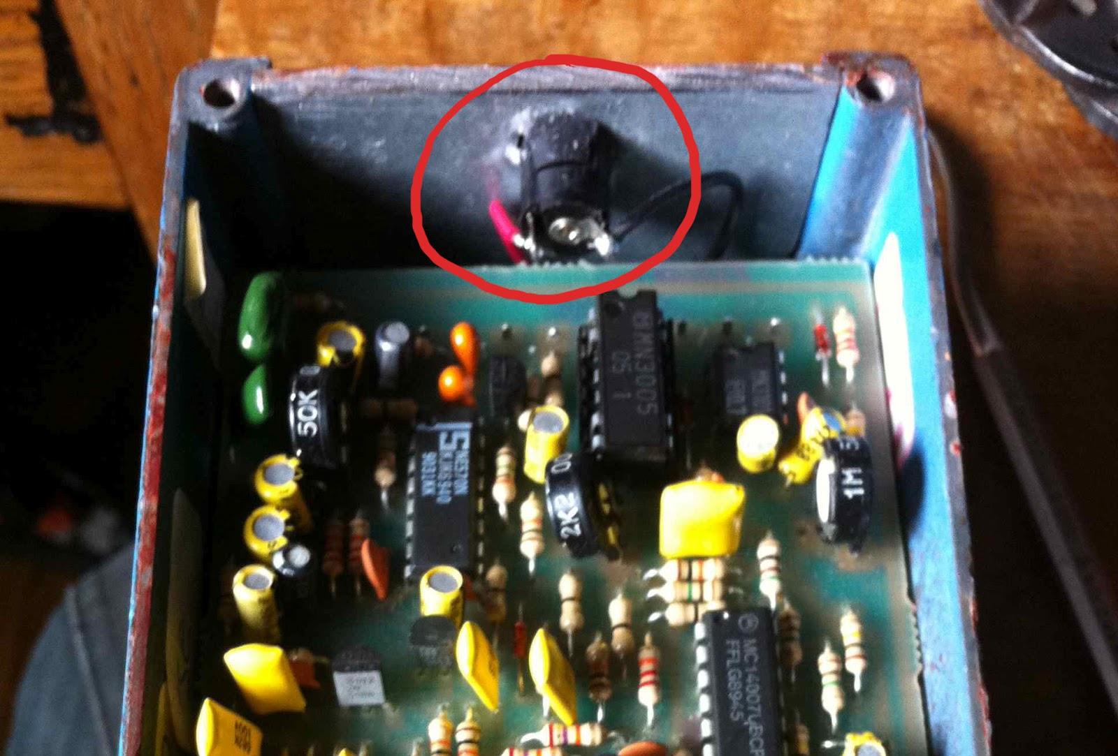 hight resolution of dod fx90 power adapter mod
