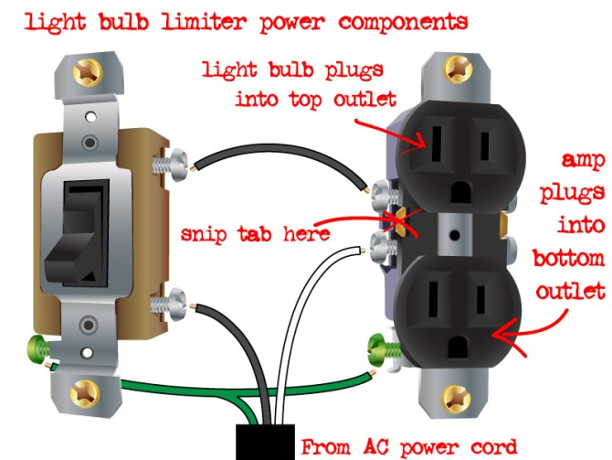 light switch extension cord wiring diagram  tecumseh engine