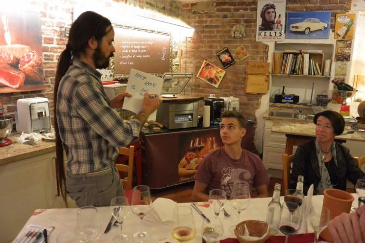 Dr. Mario Moscariello erklärt, wie Aldi Trüffelbutter für 1,49 Euro verkaufen kann