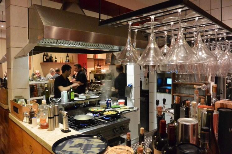 ristorante a casa_kueche