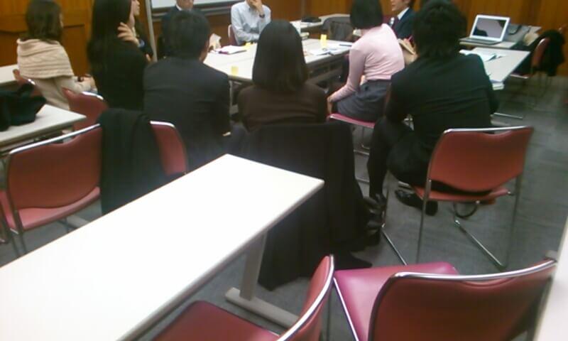 東京の読書会の活動写真