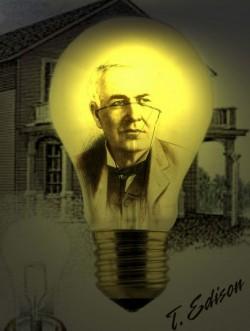 बल्ब की खोज Motivational Hindi story of Thomas Edison